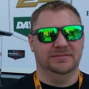 Aaron Johnson Spec Miata Racer uses Rossini Racing Engines